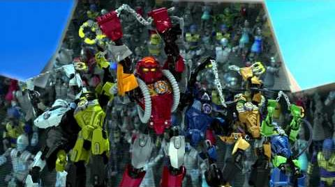 LEGO® Hero Factory - Rocka vs Black Phantom Mini-movie