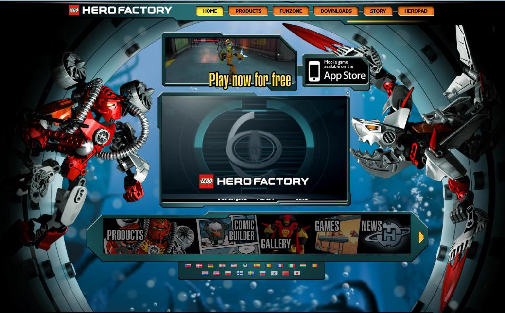 Herofactorycom Heropedia Fandom Powered By Wikia