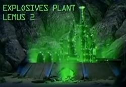 Explosives Plant