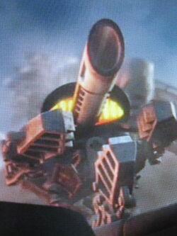 Nebula Gas Cannon