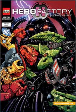 Core Crisis Comic Cover