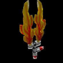 Pyrox's Flame Staff