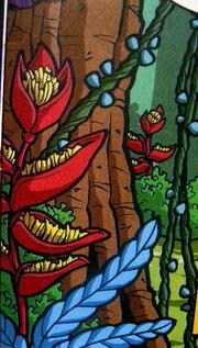 Swamp World Flora