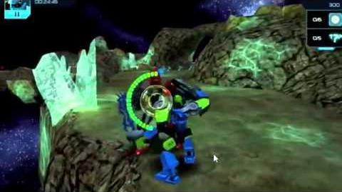 Hero Factory Breakout Game General Version
