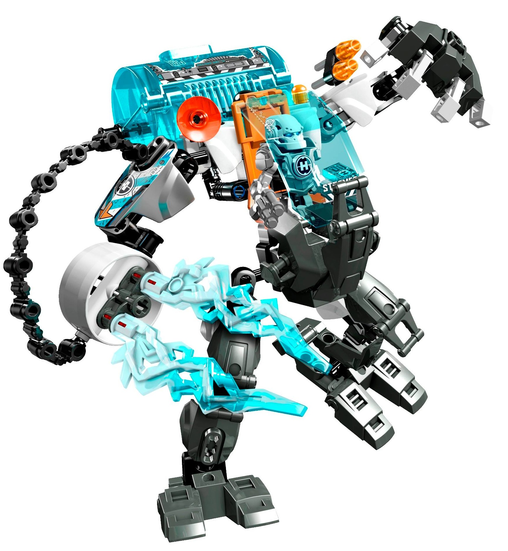 hero factory invasion from below wave 1 stormer freeze machine