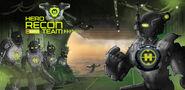 Hero Recon Team Concept Art