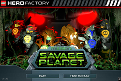 Savage planet game