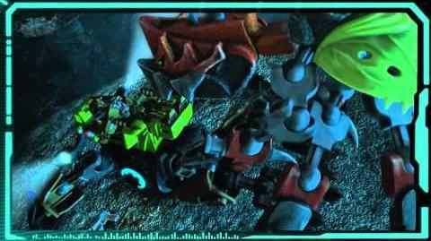 LEGO® Hero Factory - TUNNELER BEAST