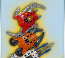 Escudo Multi-Herramienta de Hielo