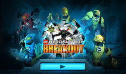 Brakout Game Logo