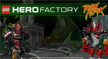 Hero Factory Brain Attack Thumbnail