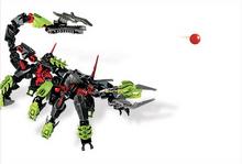 Scorpio Battle