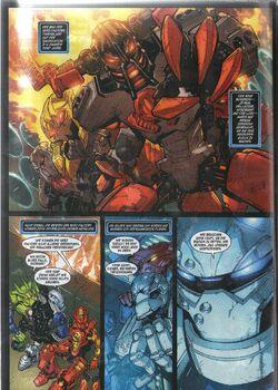 Promotional Comic Leaflet 1