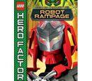 Hero Factory Secret Mission 4: Robot Rampage