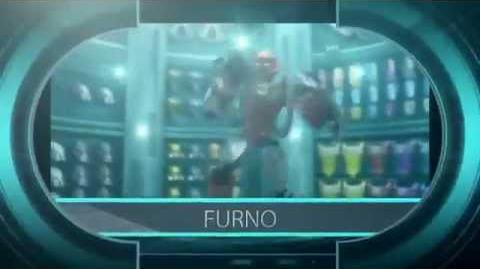 Hero Factory Character spot - Furno!