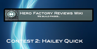 Hailey Quick Contest Logo