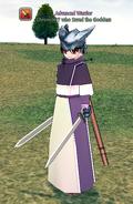 Chronicler (Human Dual Swords)