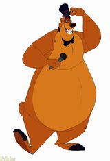 Freddy Fazbear (Disney)