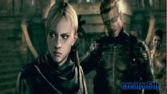 Albert Wesker - Time of Dying - Three Days Grace