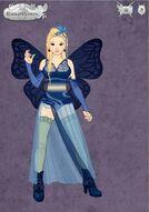 Shamira (Night Butterfly)