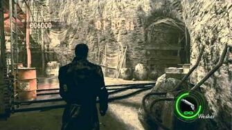 ResidentEvil 5 Matrix MOD