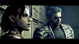 RE5 - Albert Wesker - TOO LATE FOR YOU!