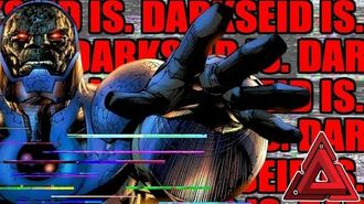 Darkseid is NOT a God... He's WORSE!