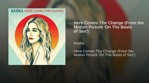 Here Comes The Change (From the Motion Picture 'On The Basis of Sex')