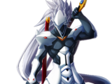 Hakumen (Bizarre Adventures of Hakumen and his friends)