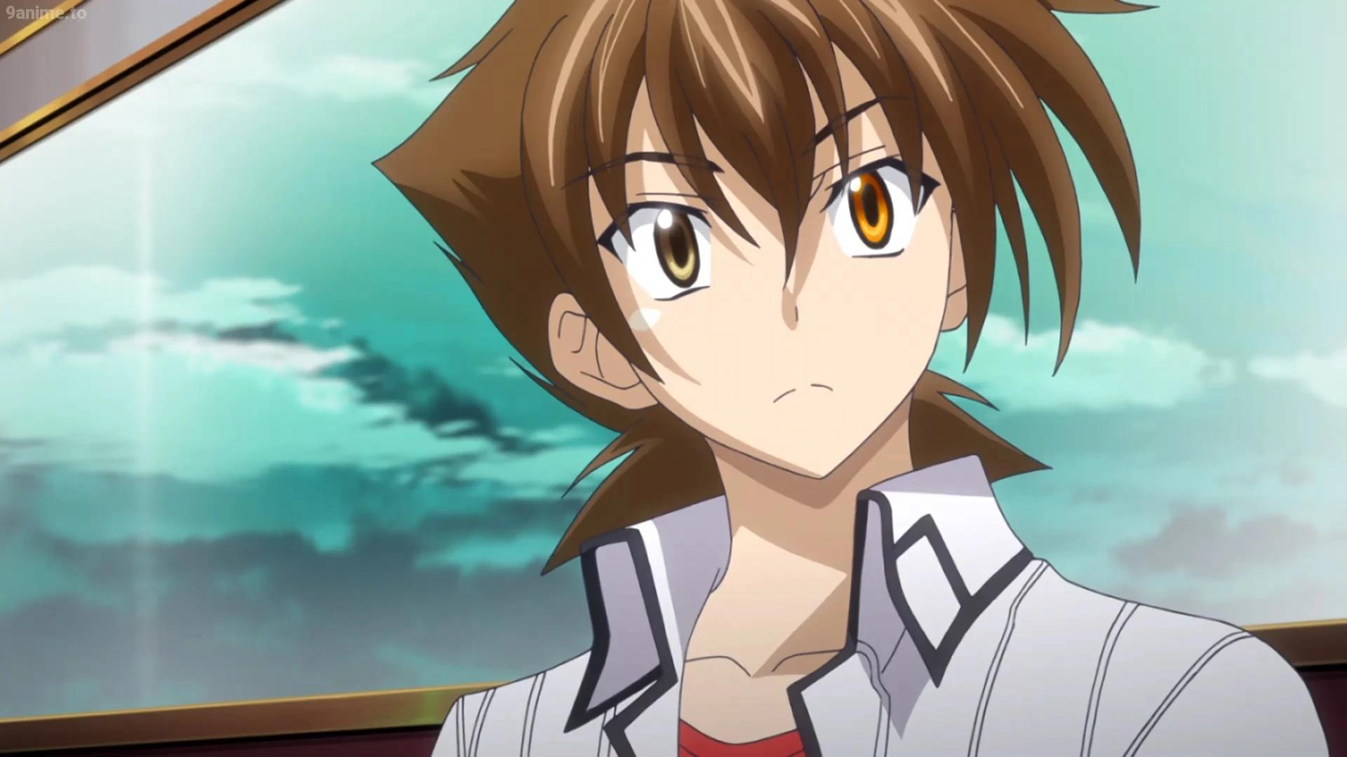 Issei Hyoudou (Solarverse) | Hero Fanon Wiki | FANDOM powered by Wikia