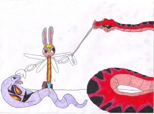 Shadow Joe Saves Jessie's Arbok0001
