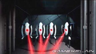 Portal 2 Ending, Credits Song HD