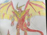 Shining Dragonoid