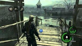 Resident Evil 5 - Wesker Loves Egg