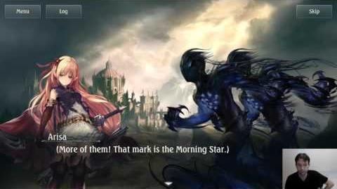 Shadowverse - Arisa - Modo História
