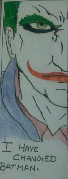 Joker of Twist Fate