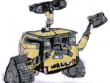 WALL-E (Character What)