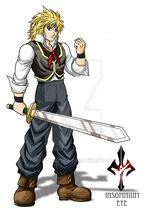 Hero fighter s leo by wadevezecha-d6rfjxn