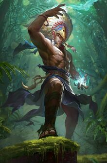 Jungle Witch Doctor | Heroines Fantasy Wiki | FANDOM powered