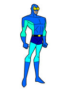 Besouro Azul (Ted Kord) (DCHF)