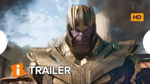 Vingadores - Guerra Infinita Trailer Oficial 2 Legendado