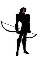 Arqueiro Negro (DCHF)