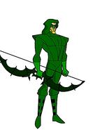 Arqueiro Verde (DCHF)