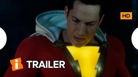 Shazam! Trailer Teaser Legendado