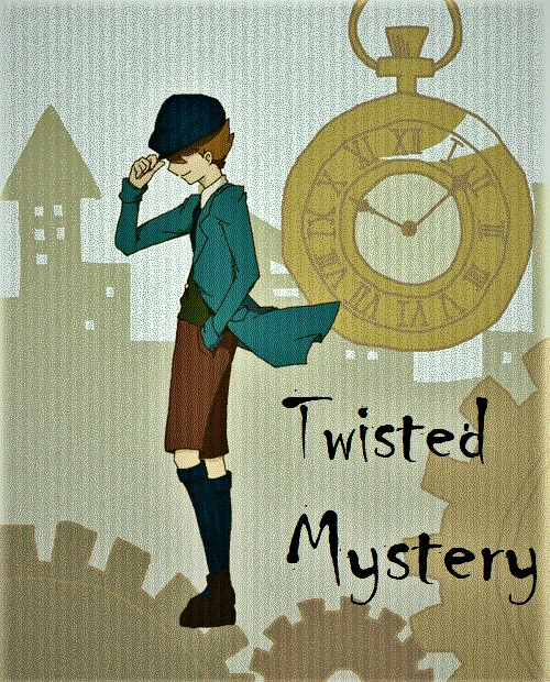Twisted Mystery Capa 2