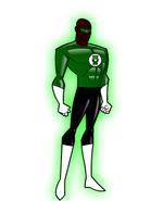 Lanterna Verde (John Stewart) (DCHF)