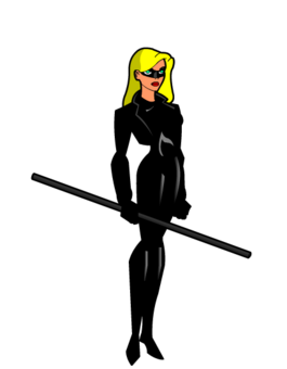 Canário Negro (DCHF)
