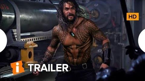 Aquaman Trailer Oficial Legendado