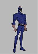 Besouro Azul (Dan Garrett) (DCHF)