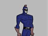 Besouro Azul (Dan Garret) (DCHF)